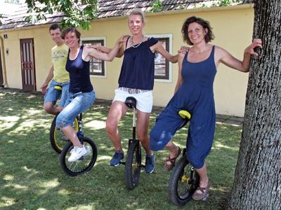 Wiener Radfahrlehrerinnen